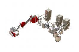 Индивидуальные установки для восстановления меди и алюминия