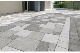 External anti-slip and anti-chip floors PREMIUM