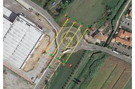 Fotogrammetria con drone professionale