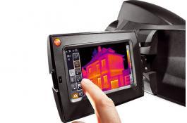 Soluzioni per termografia a infrarossi