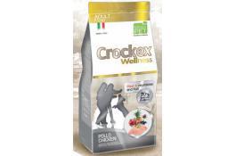 Alimenti completi per cani taglia piccola Crockex Wellness Mini
