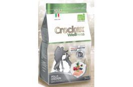 Alimenti completi per cani taglia media Crockex Wellness MedioMaxi