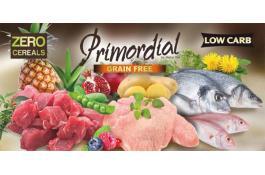Alimenti naturali grain free per cani e gatti Primordial