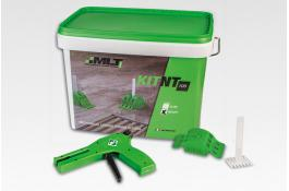 Disposable tying kit for flooring Starter Kit Ready