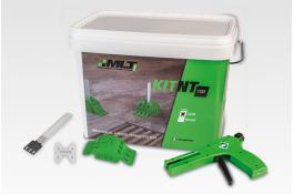 Tile fixing kit for tiles Starter Kit Slim
