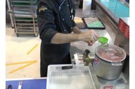 Attrezzatura professionale per produzione pasta fresca