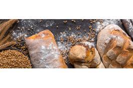 Farine non raffinate per pane Sapori e Salute