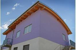 Case modulari in legno antisismiche naturalmente casa - Ampliamento casa in legno ...