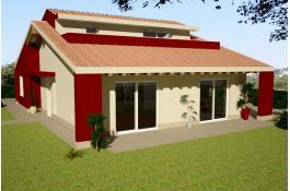 Ampliamento casa sopraelevazione in legno naturalmente casa for Case modulari costi