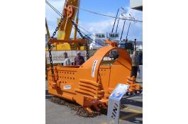 Material handling bucket for quarry Dragline