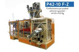 Confezionatrice polveri in sacchetti preformati P42/10 F-Z