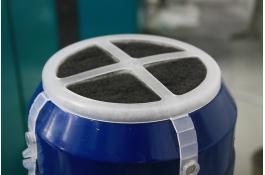 Filtri aria per motori macchine utensili Velum