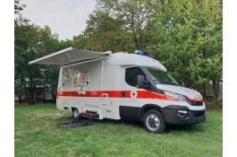 Unità mobile sanitaria