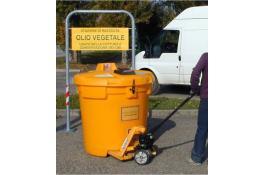 Contenitore per la raccolta differenziata olio esausto Olivia 500 Free