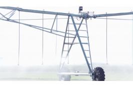 Sistema pivot per irrigazione