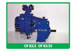 Pompe per impianti di irrigazione TNO OF83/2