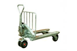 Forklifts and pallet trucks for special applications