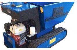 Minitransporter cingolato professionale MTR 600