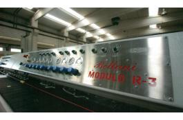 Macchina professionale per lucidatura coste Modulo R-3