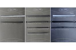 Profili, mignon, tubolari in materiale sintetico