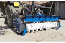 Trinciatrice forestale posteriore per trattori TSLQ
