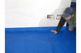 Isolante acustico a pavimento Over-foil BM