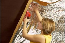 Isolanti termoriflettenti per pareti, cappotti e controsoffitti Over-foil Multistrato 19