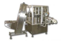 Impianto di alimentazione a giostra conica e cilindrica