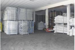 Storage for beach resorts