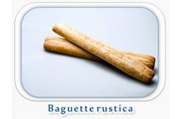 Baguette rustica surgelata