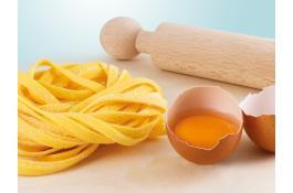 Pasta fresca all'uovo surgelata