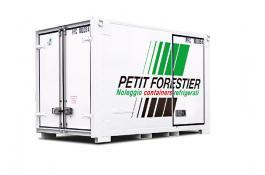 Servizio noleggio container refrigerati