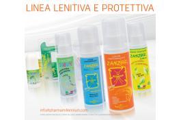 Linea insettorepellenti antizanzare - biocidi