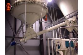 Vibration extractor for silos EVC