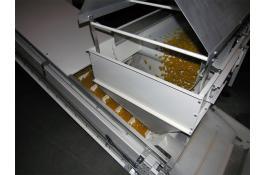 Nastro trasportatore modulare per prodotto finito BPR / BCP / BCCP