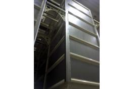 Silos in stainless steel SSP INOX