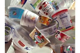Contenitori e packaging personalizzabili per settore lattiero caseario
