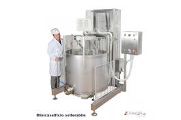 Multi-purpose mini-farms for milk processing