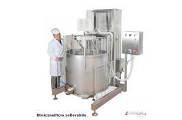Minicaseifici polivalenti per la trasformazione del latte