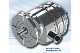Pump for food fluids 120 l / min flow rate Fx120