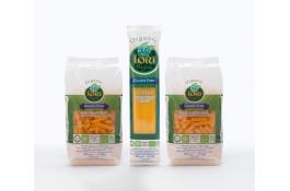Pasta senza glutine biologica confezionata