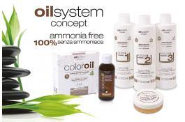 Colorazione permanente in olio Color Oil di Oil System Concept
