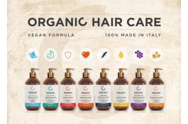 Organic Hair Care профессиональные веганские шампуни