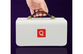 Profumatore professionale grandi ambienti con ricarica Q5.5