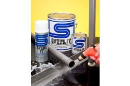 Rivestimenti in acciaio inox a spruzzo Steel It