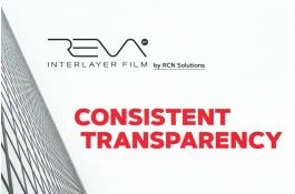 Film reticolato per laminazione vetro REVA BF