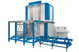 Impianti per tempra chimica vetro