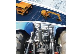 Terzi punti idraulici per trattore