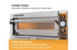 Forno elettrico per pizzeria e rosticceria Linea TecPro