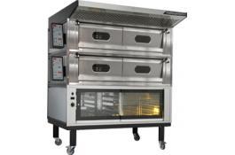 Forni elettrici modulari per panifici e pizzerie serie RMP